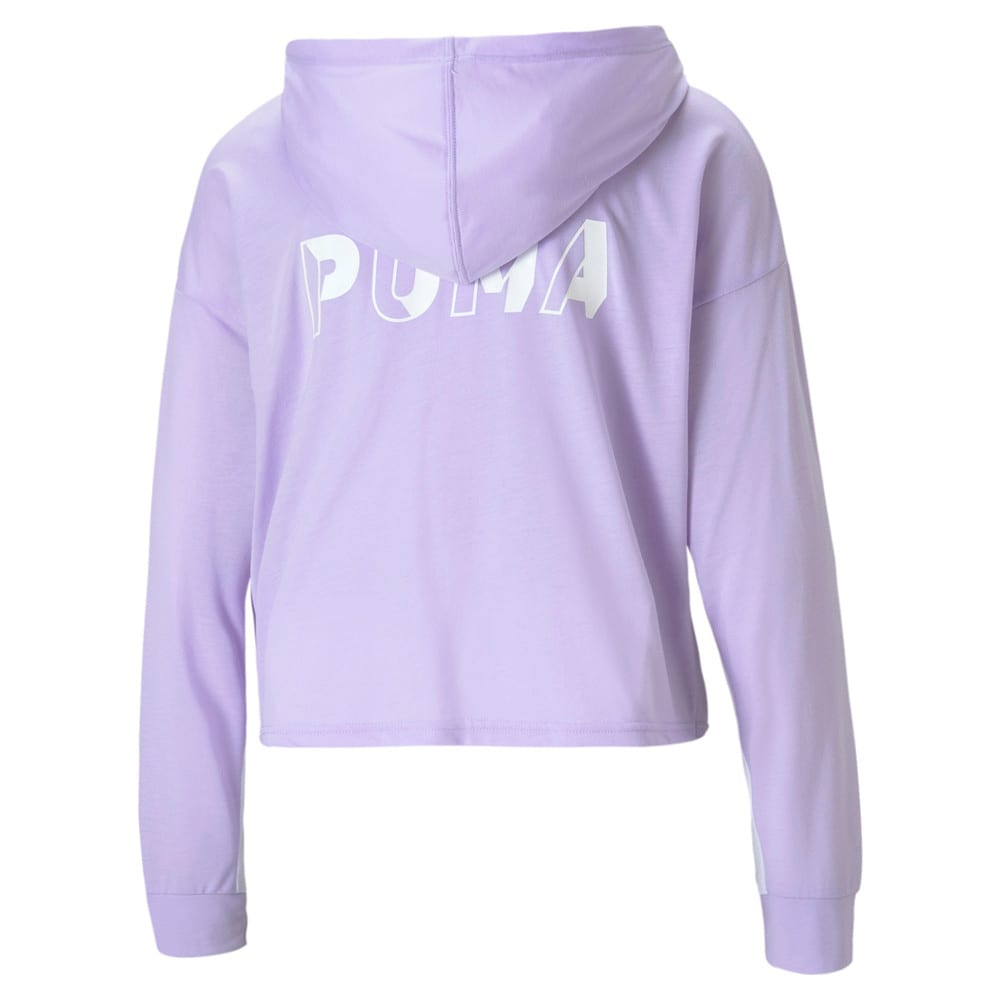 Изображение Puma Толстовка Modern Sports Light Women's Hoodie #2