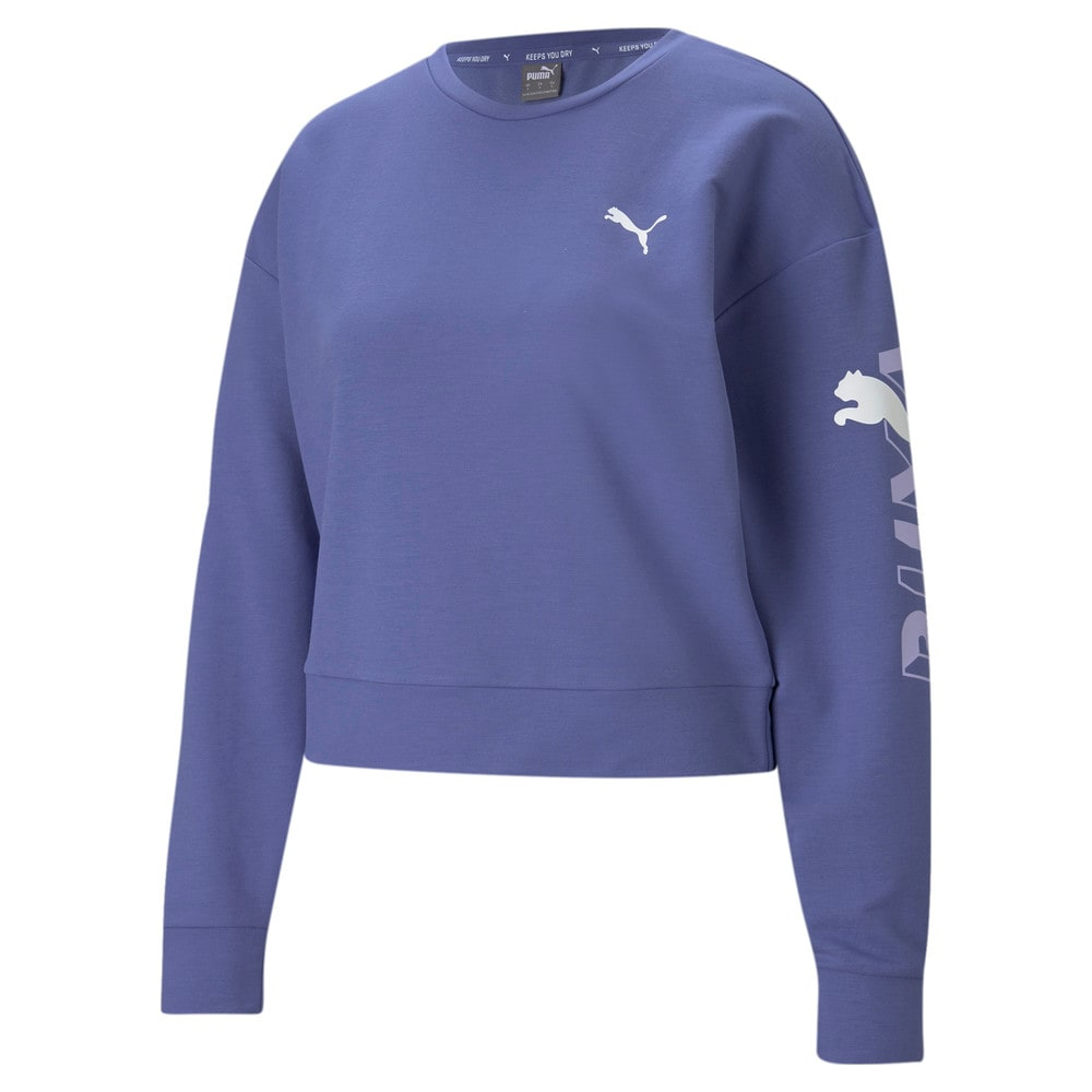 Зображення Puma Толстовка Modern Sports Crew Neck Women's Sweater #1