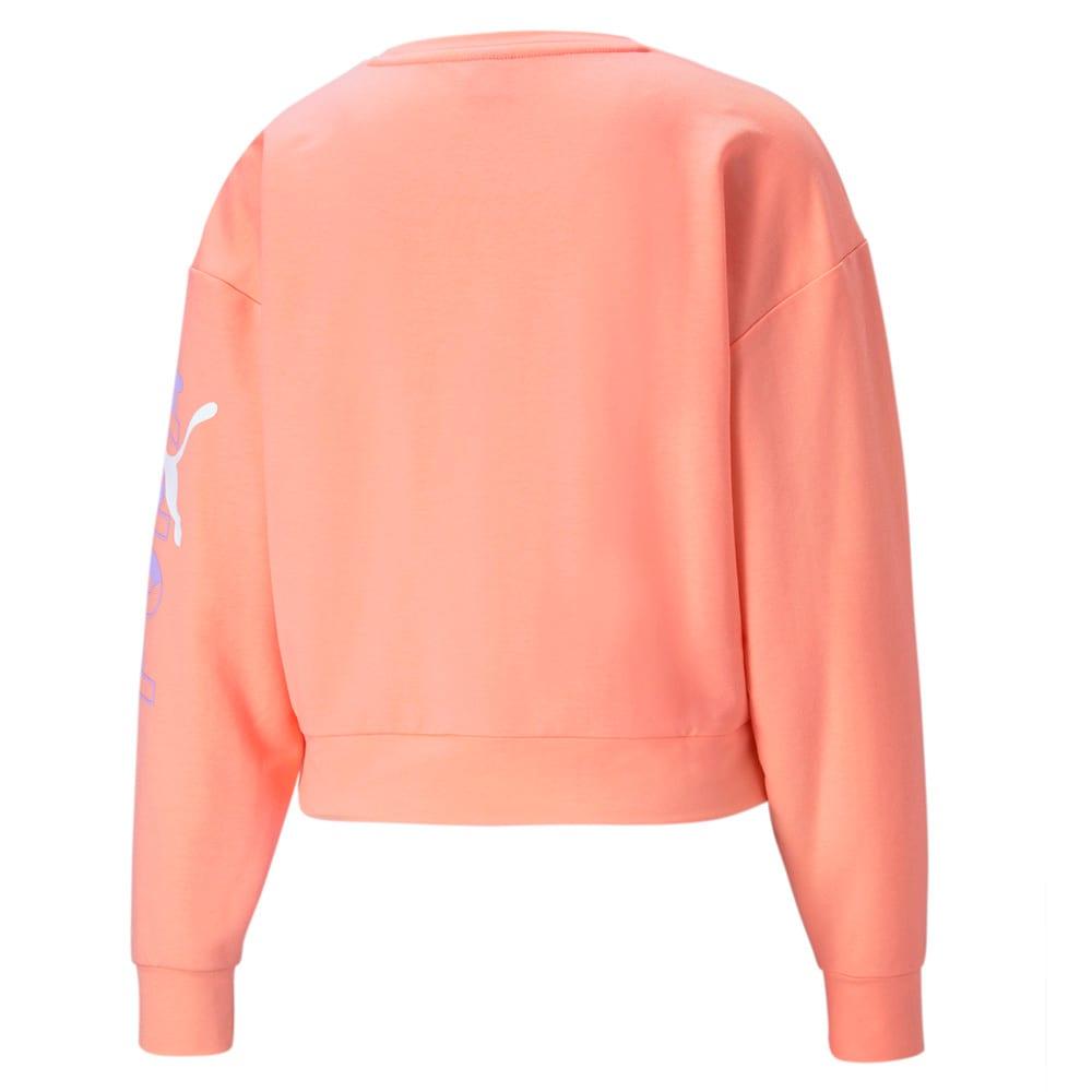 Изображение Puma Толстовка Modern Sports Crew Neck Women's Sweater #2