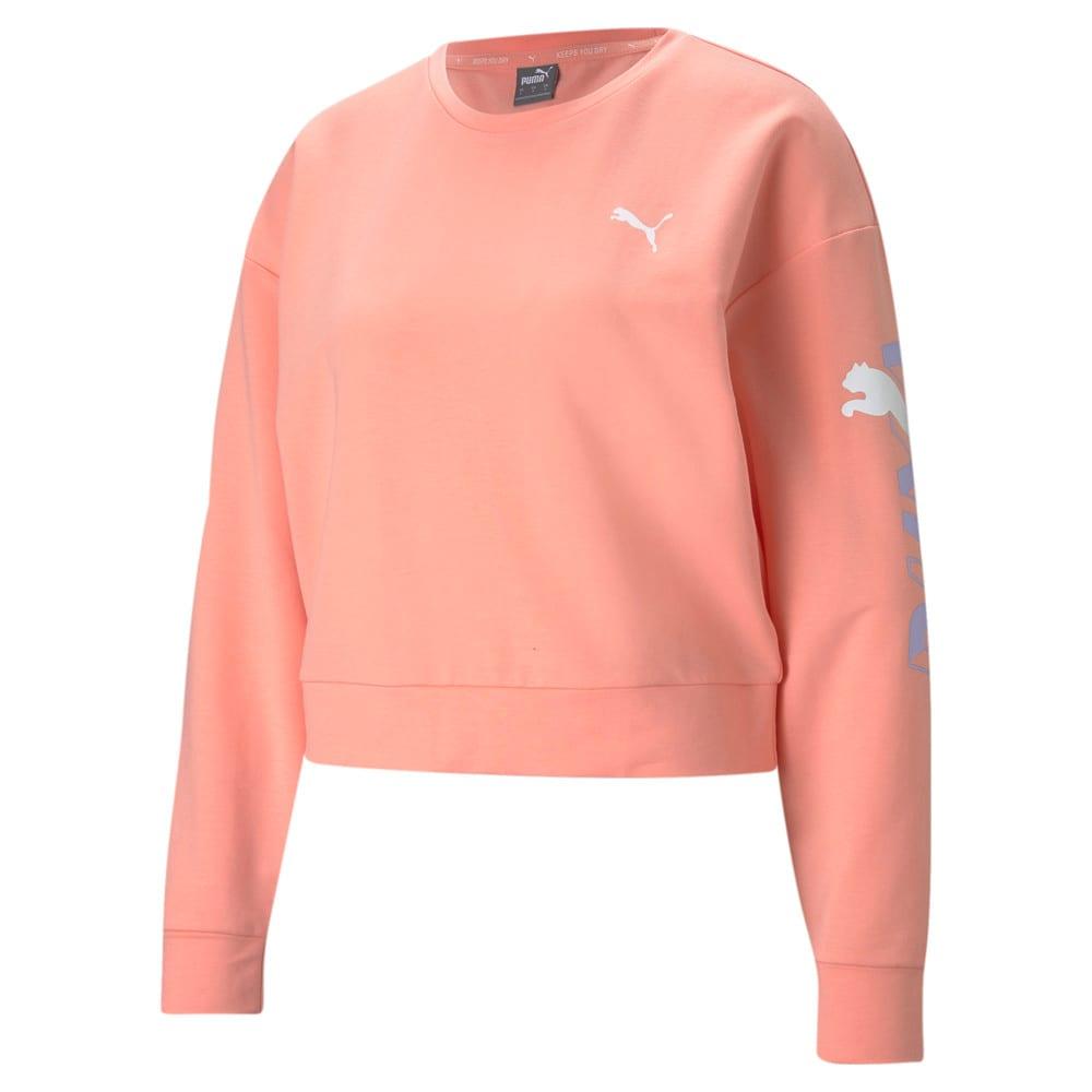 Изображение Puma Толстовка Modern Sports Crew Neck Women's Sweater #1