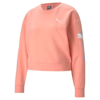 Изображение Puma Толстовка Modern Sports Crew Neck Women's Sweater