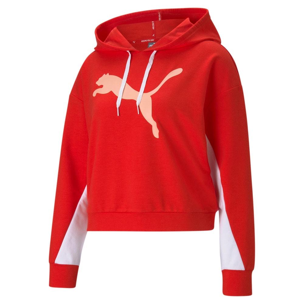 Görüntü Puma MODERN SPORTS Kadın Kapüşonlu Sweatshirt #1