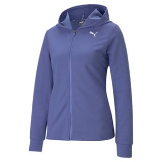Изображение Puma Толстовка Modern Sports Full-Zip Women's Hoodie