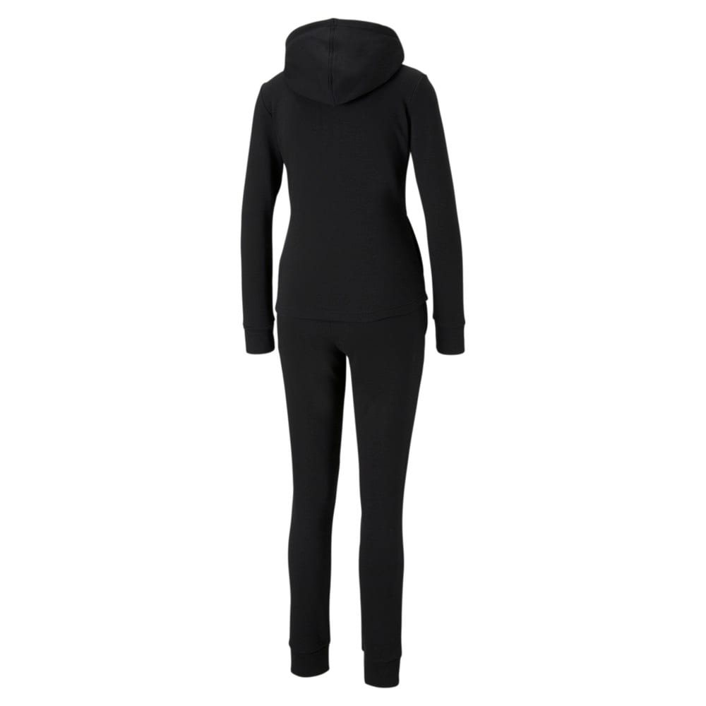 Изображение Puma Спортивный костюм Classic Hooded Women's Tracksuit #2