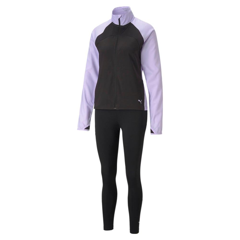 Изображение Puma Спортивный костюм Active Yogini Woven Women's Track Suit #1