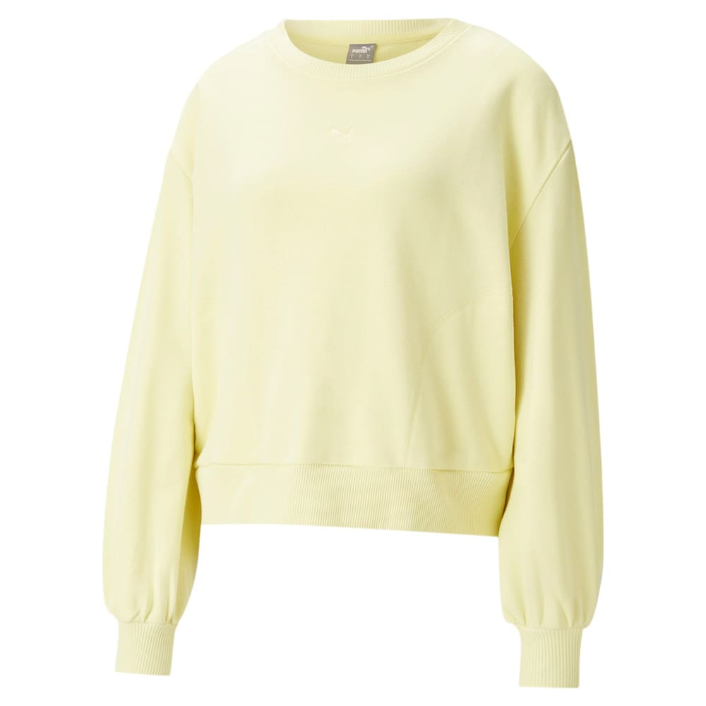 Изображение Puma Толстовка HER Crew Neck Women's Sweater #1