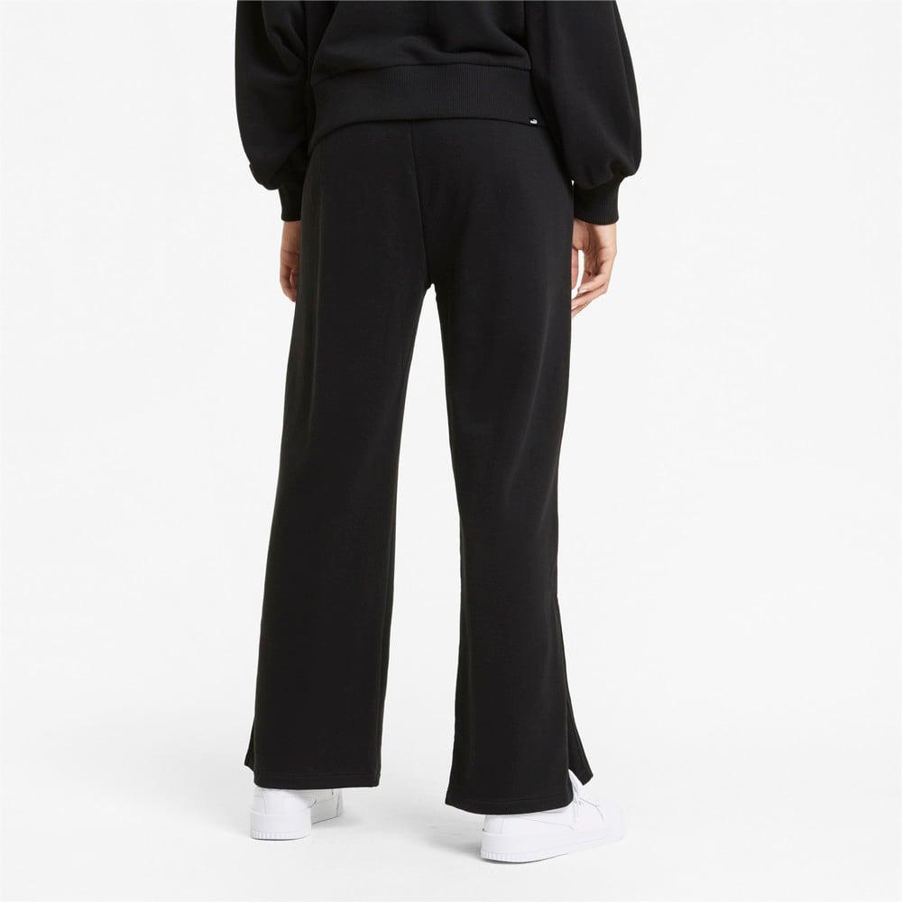 Изображение Puma Штаны HER Wide Women's Sweatpants #2