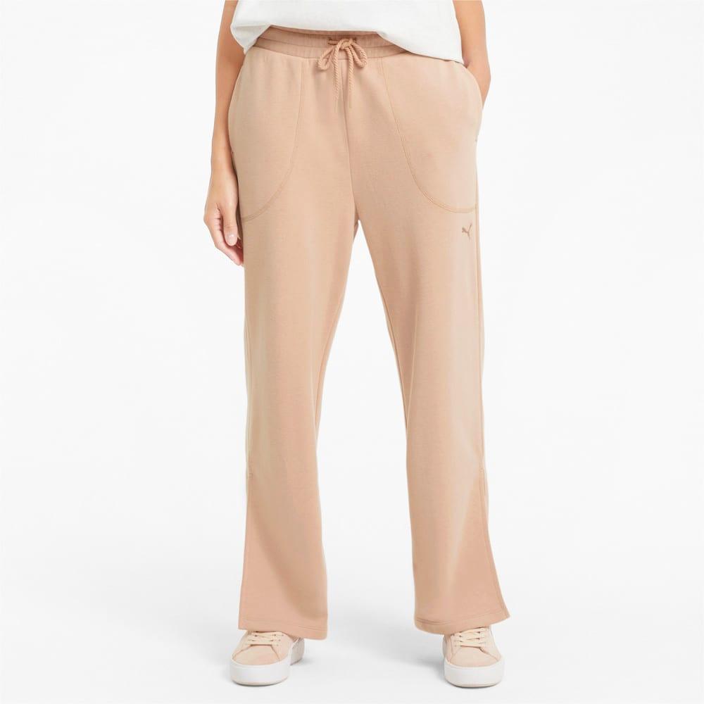 Image Puma HER Wide Women's Sweatpants #1