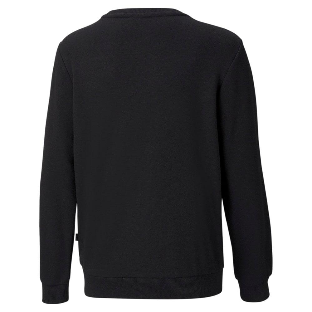 Image Puma Amplified Crew Neck Youth Sweatshirt #2