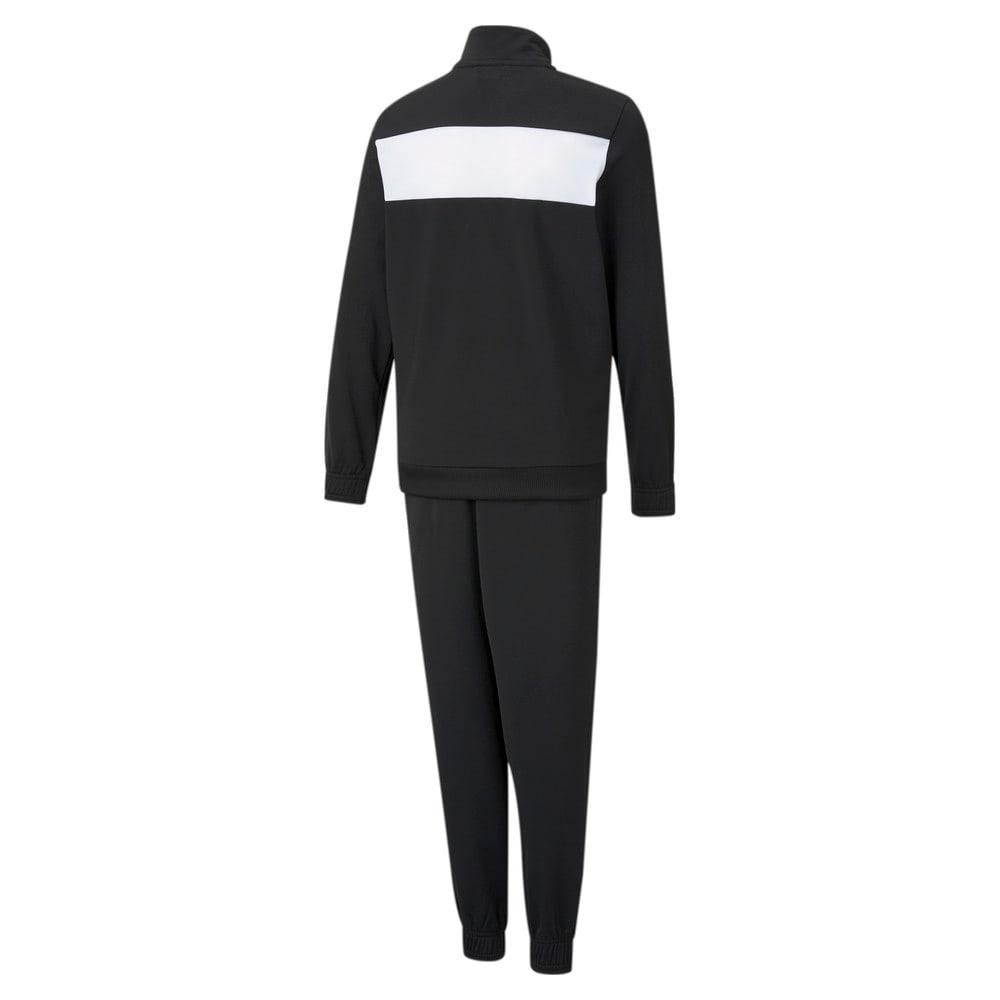 Зображення Puma Дитячий спортивний костюм Polyester Youth Tracksuit #2