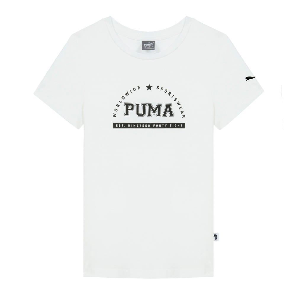 Görüntü Puma PUMA Sportswear Kız Çocuk T-shirt #1
