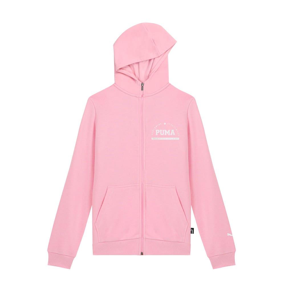 Görüntü Puma PUMA Kız Çocuk Kapüşonlu Sweatshirt #1