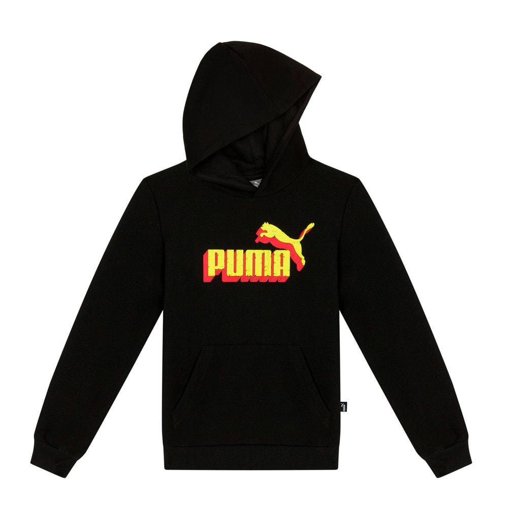 Görüntü Puma PUMA Erkek Çocuk Kapüşonlu Sweatshirt #1