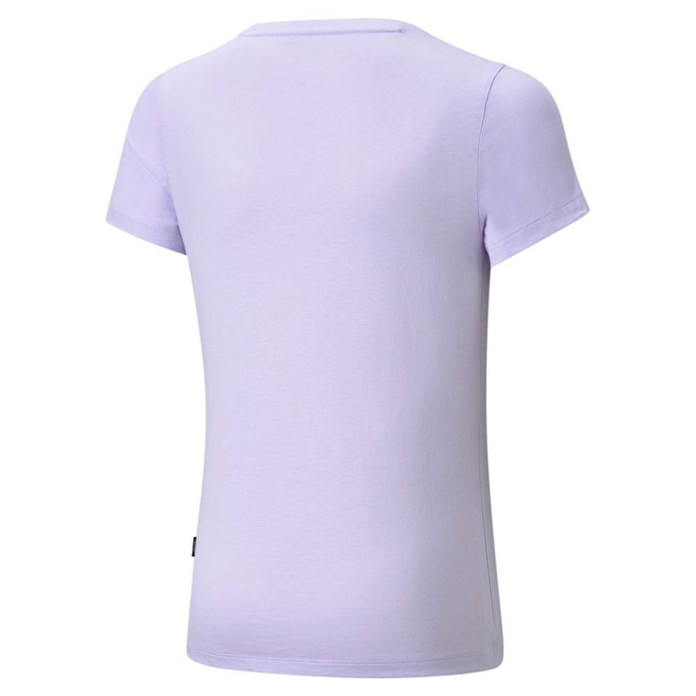 Изображение Puma Детская футболка Rebel Youth Tee #2: Light Lavender