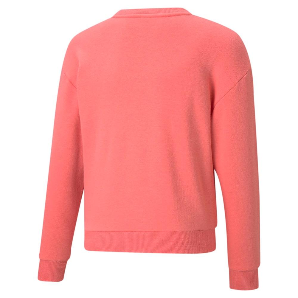 Image Puma Rebel Crew Neck Youth Sweater #2