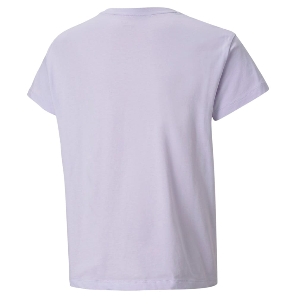Изображение Puma Детская футболка Alpha Youth Tee #2