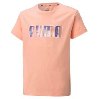 Изображение Puma Детская футболка Alpha Youth Tee