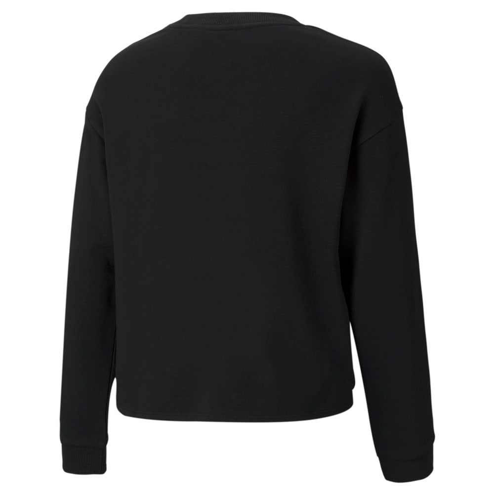 Image Puma Alpha Crew Youth Sweatshirt #2