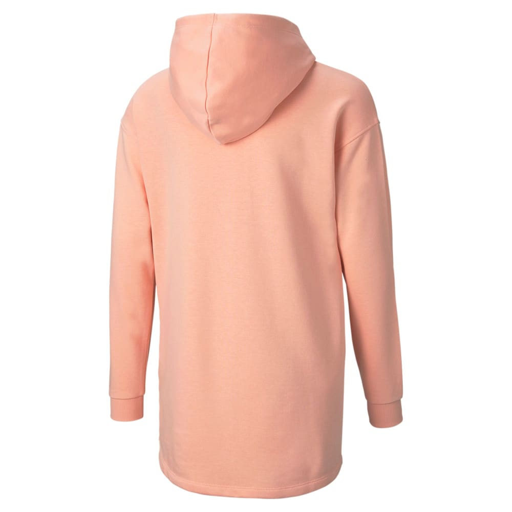 Изображение Puma Детская толстовка Alpha Elongated Youth Hoodie #2