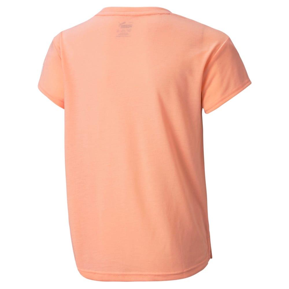 Зображення Puma Дитяча футболка Modern Sports Logo Youth Tee #2: Apricot Blush