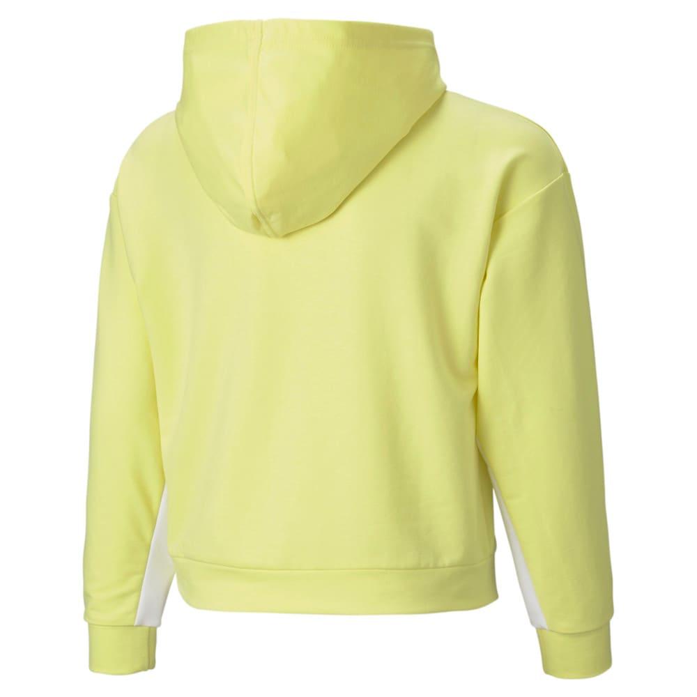 Зображення Puma Дитяча толстовка Modern Sports Youth Hoodie #2: Yellow Pear