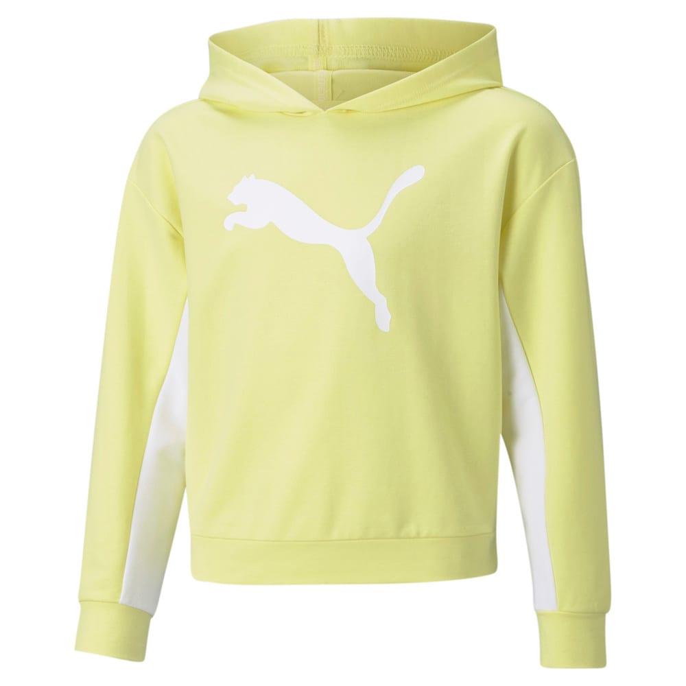 Зображення Puma Дитяча толстовка Modern Sports Youth Hoodie #1: Yellow Pear