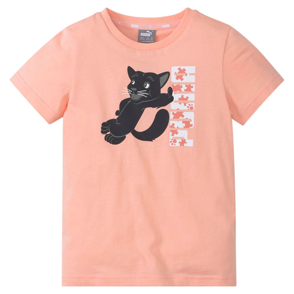 Görüntü Puma Paw Çocuk T-shirt #1