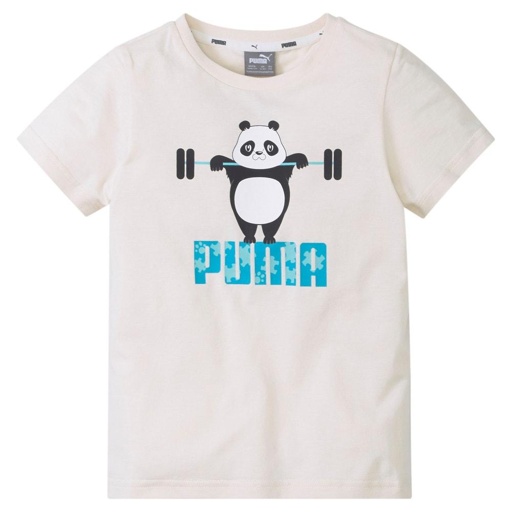 Зображення Puma Дитяча футболка Paw Kids' Tee #1