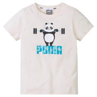 Изображение Puma Детская футболка Paw Kids' Tee