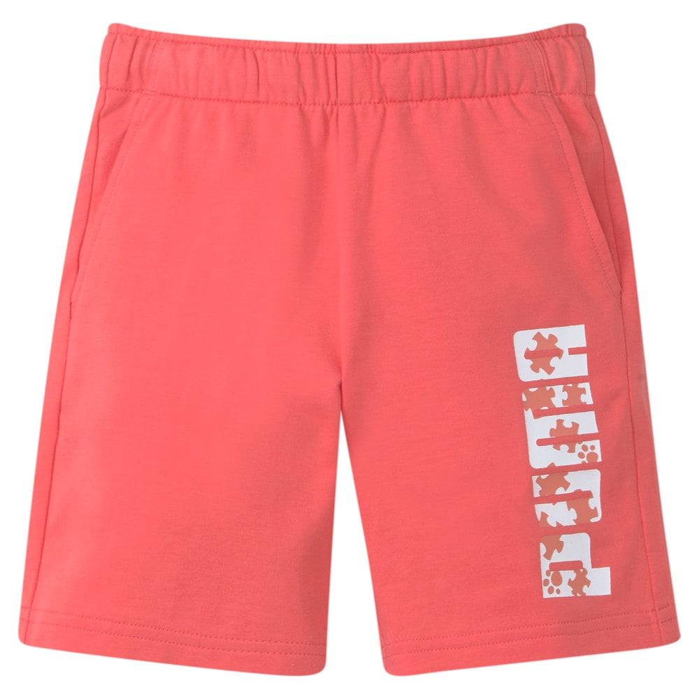 Изображение Puma Детские шорты Paw Kids' Shorts #1