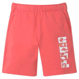 Изображение Puma Детские шорты Paw Kids' Shorts