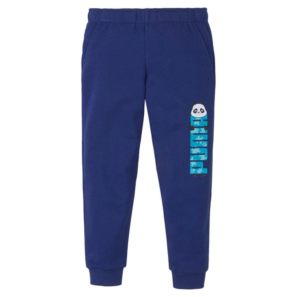 Зображення Puma Дитячі штани Paw Kids' Sweatpants #1