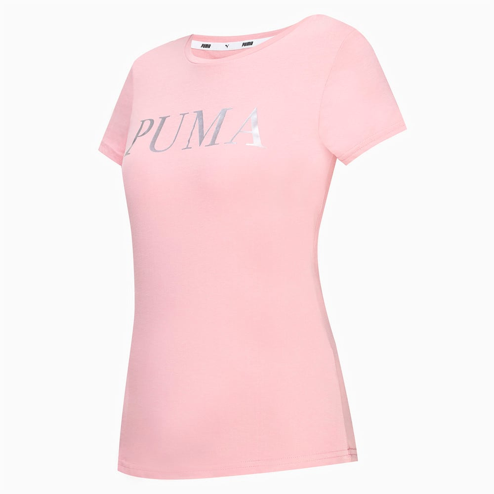 Изображение Puma Футболка Athletics Logo Tee #1