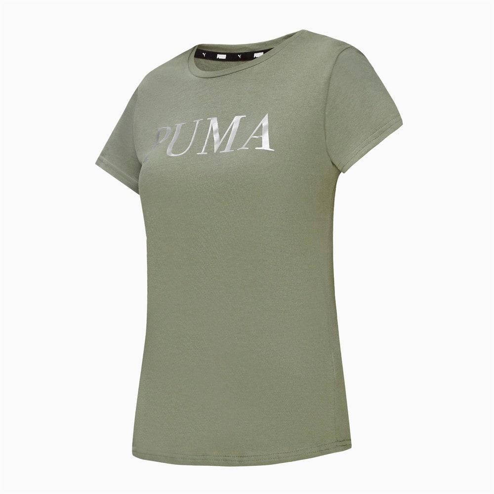 Изображение Puma Футболка Athletics Logo Tee #1