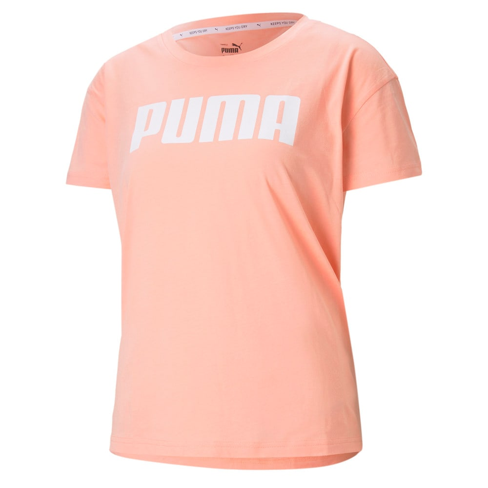 Изображение Puma Футболка RTG Logo Women's Tee #1