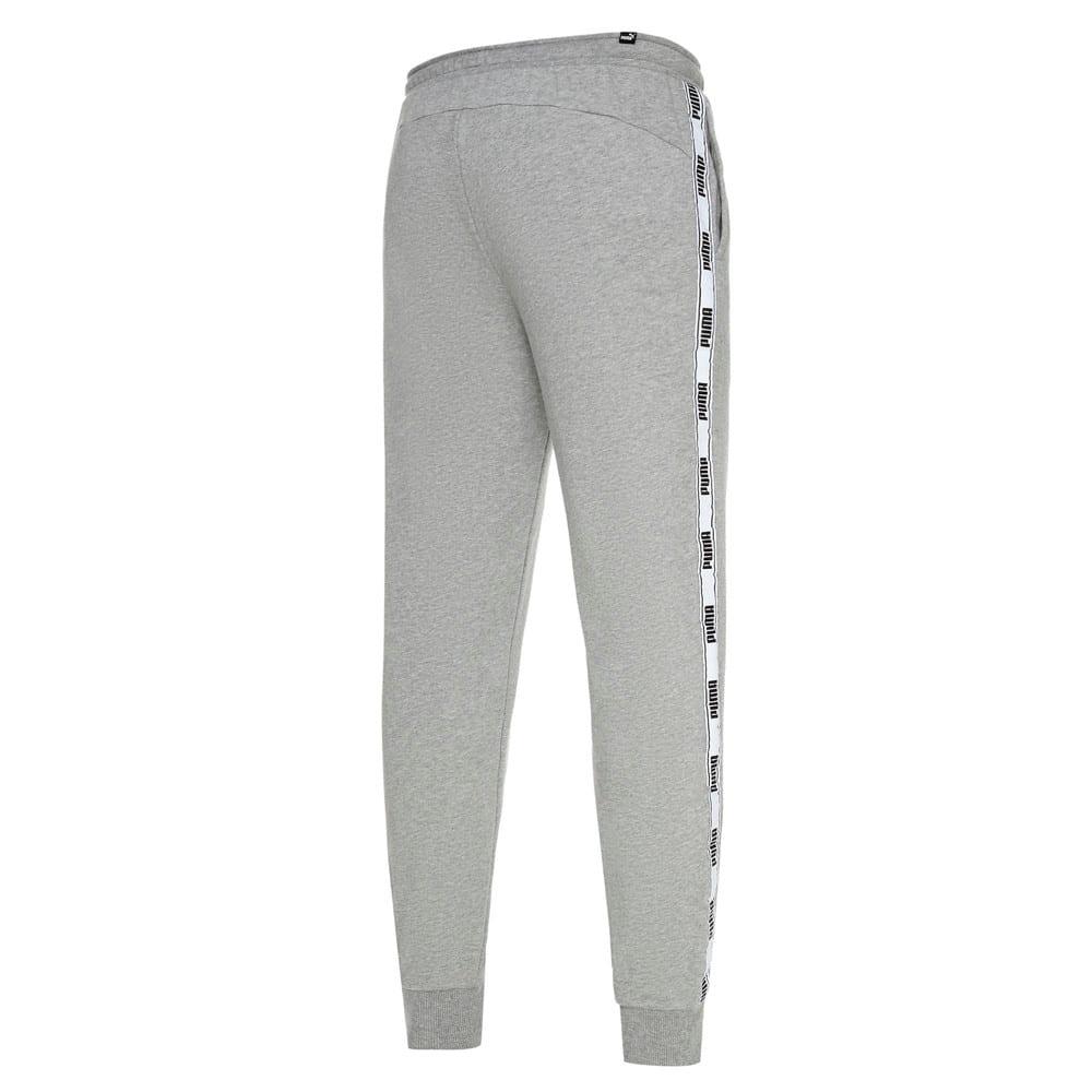 Imagen PUMA Pantalones de felpa francesa para hombre Tape #2