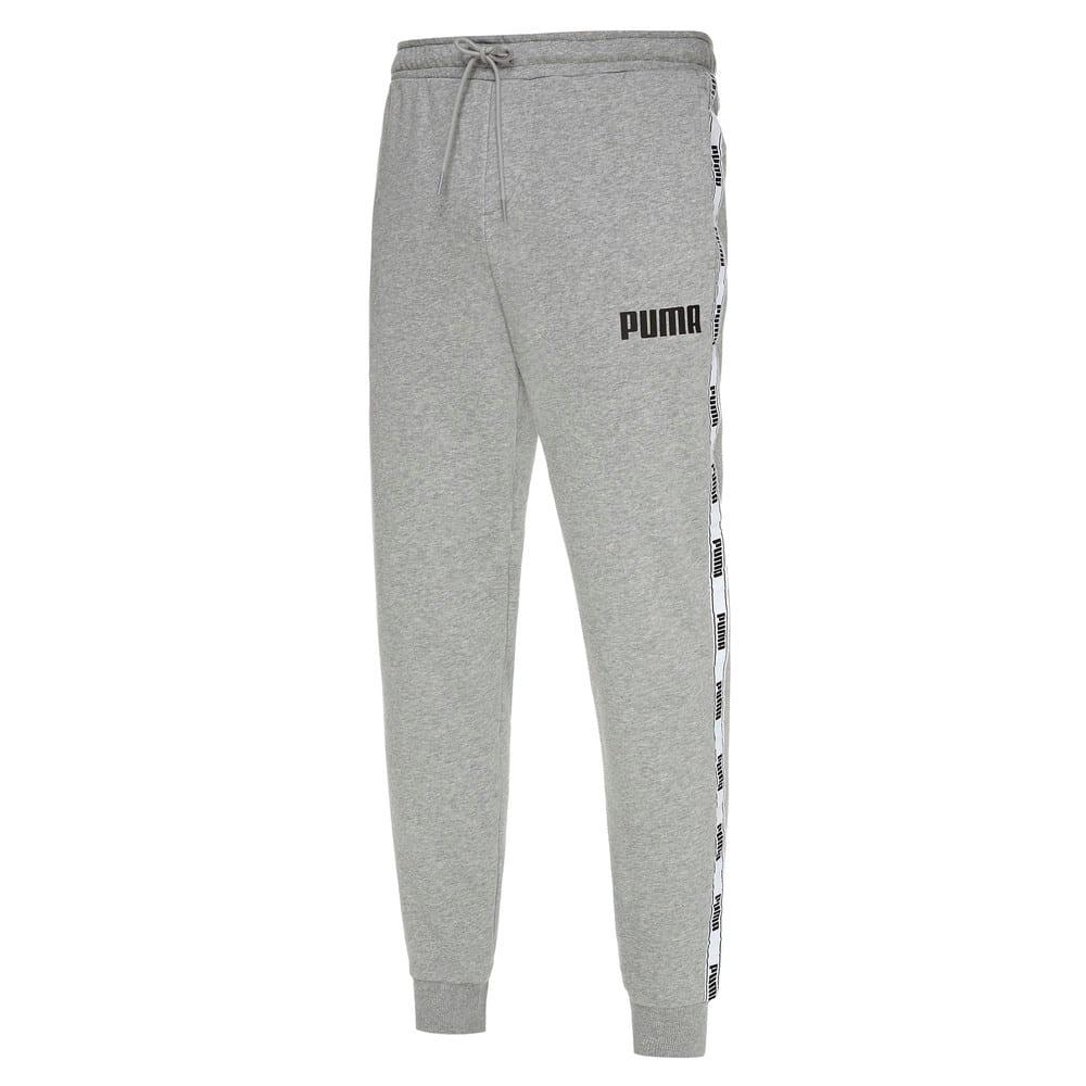 Imagen PUMA Pantalones de felpa francesa para hombre Tape #1