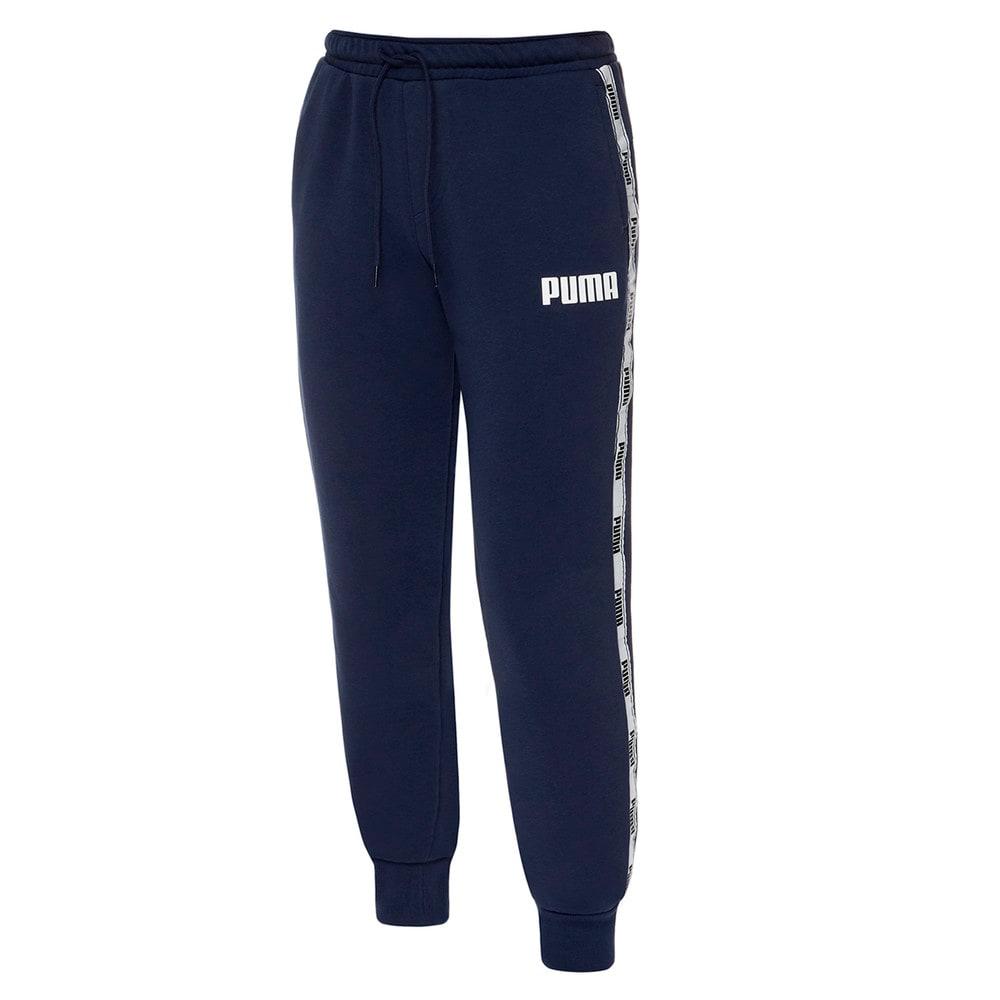 Зображення Puma Штани Tape French Terry Men's Pants #1