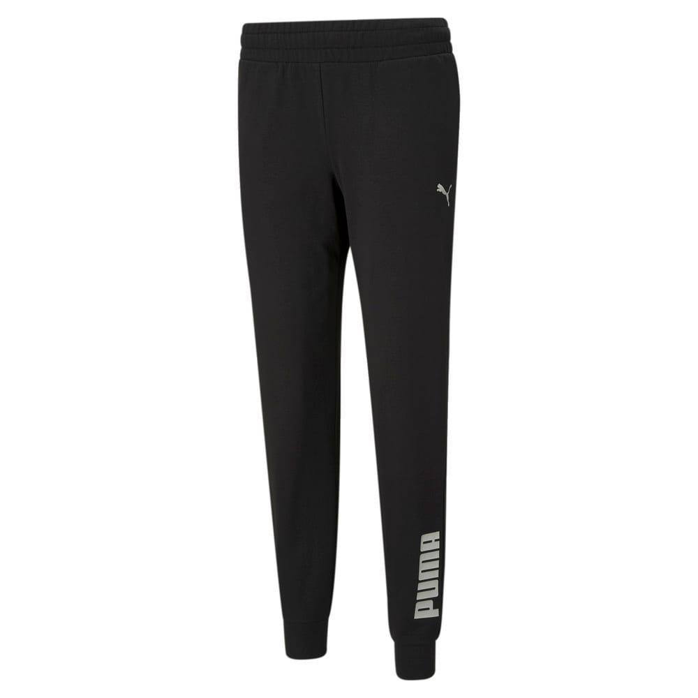 Изображение Puma Штаны RTG Women's Sweatpants #1: Puma Black