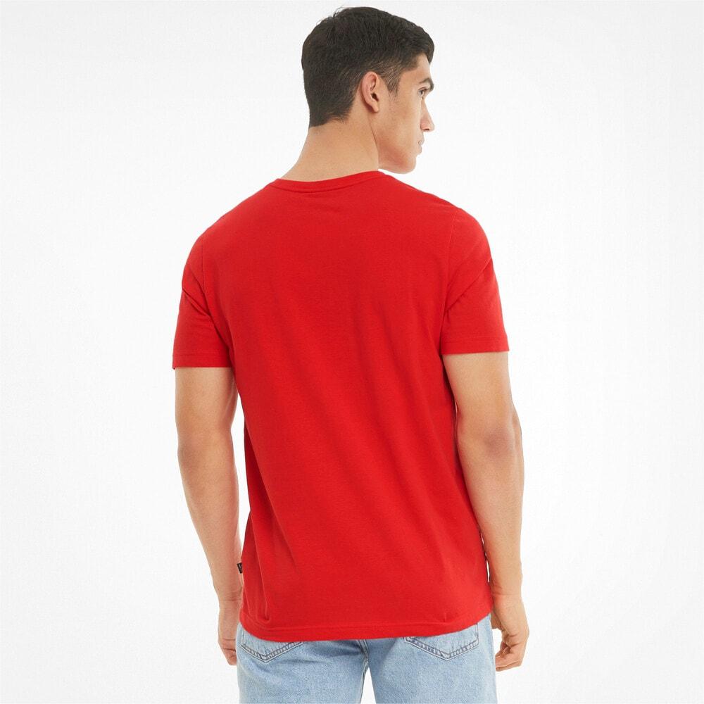Görüntü Puma ESSENTIALS Logo Erkek T-shirt #2