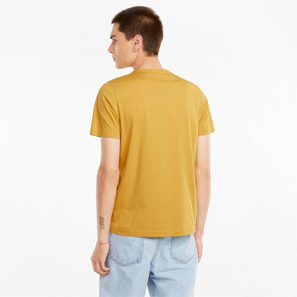 Зображення Puma Футболка Essentials Logo Men's Tee #2: Mineral Yellow