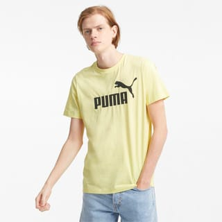 Изображение Puma Футболка Essentials Logo Men's Tee