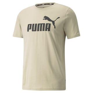 Изображение Puma Футболка Essentials Logo Men's Tee