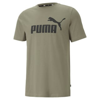 Зображення Puma Футболка Essentials Logo Men's Tee
