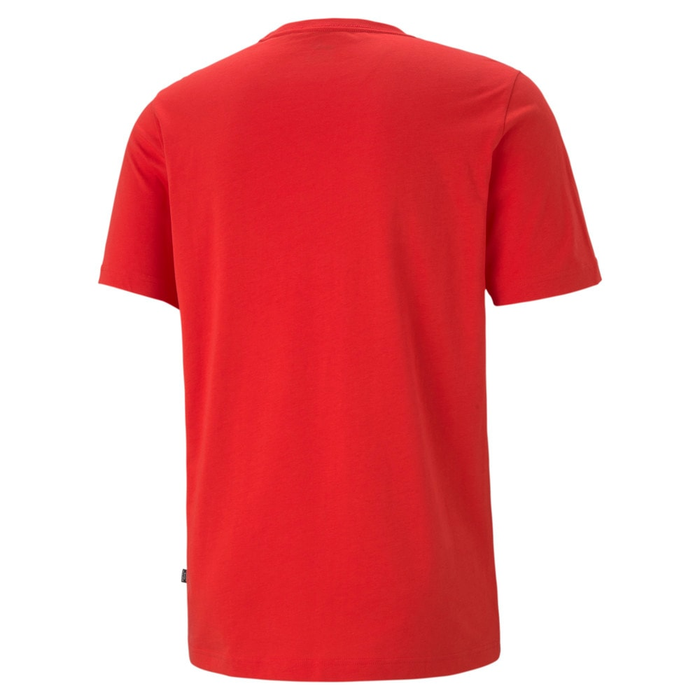 Изображение Puma Футболка Essentials Small Logo Men's Tee #2