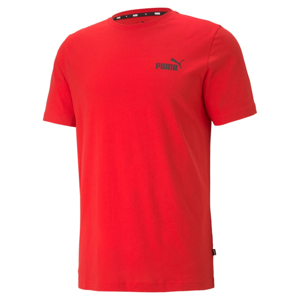 Изображение Puma Футболка Essentials Small Logo Men's Tee #1