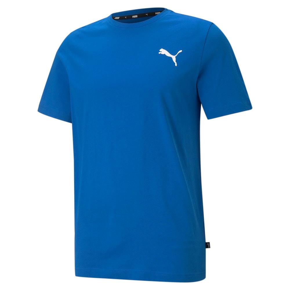 Изображение Puma Футболка Essentials Small Logo Men's Tee #1