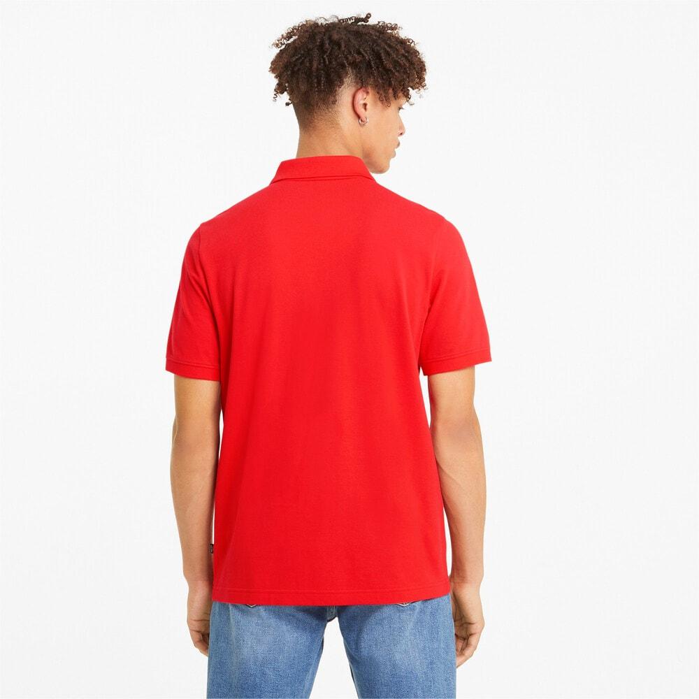 Image PUMA Camisa Polo Essentials Pique Masculina #2