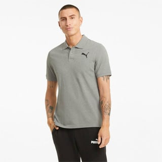 Зображення Puma Поло Essentials Pique Men's Polo Shirt
