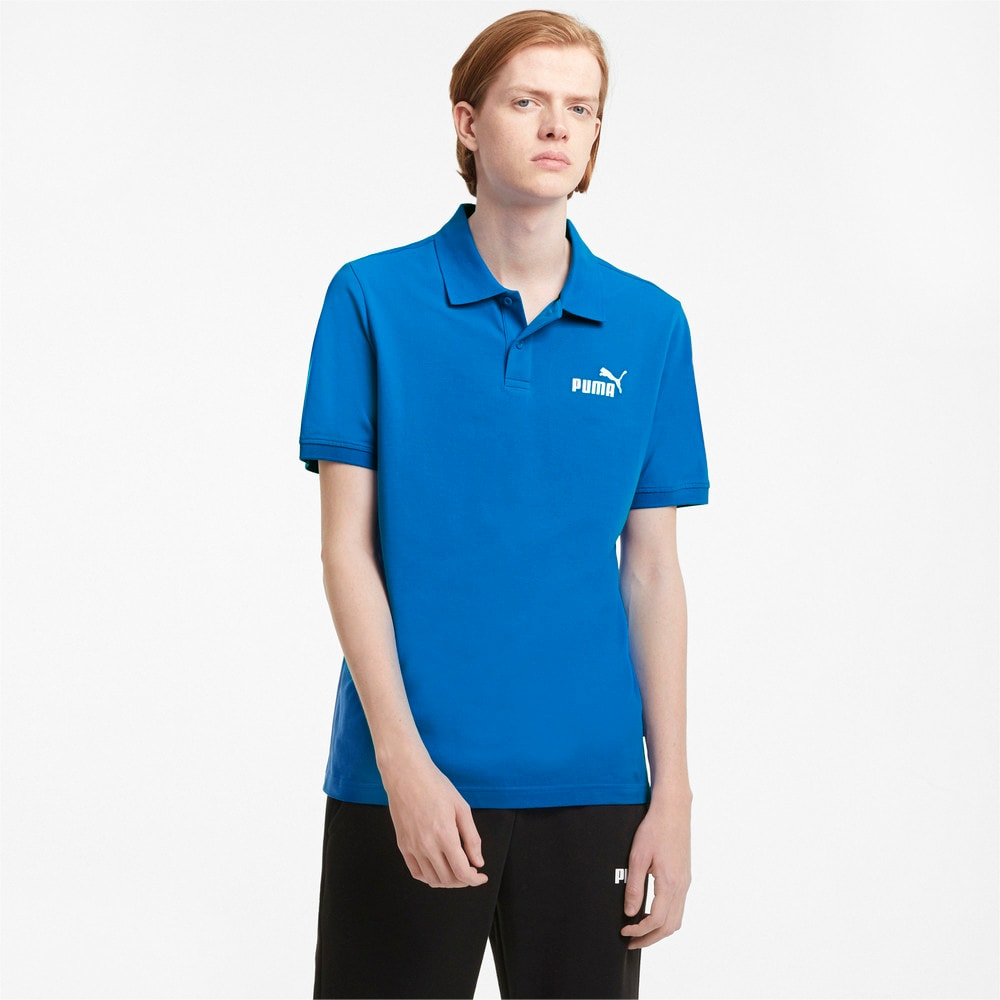 Зображення Puma Поло Essentials Pique Men's Polo Shirt #1